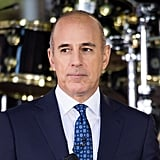 Matt Lauer's Firing From Today in November 2017