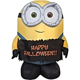 Despicable Me Minion Bob Sign