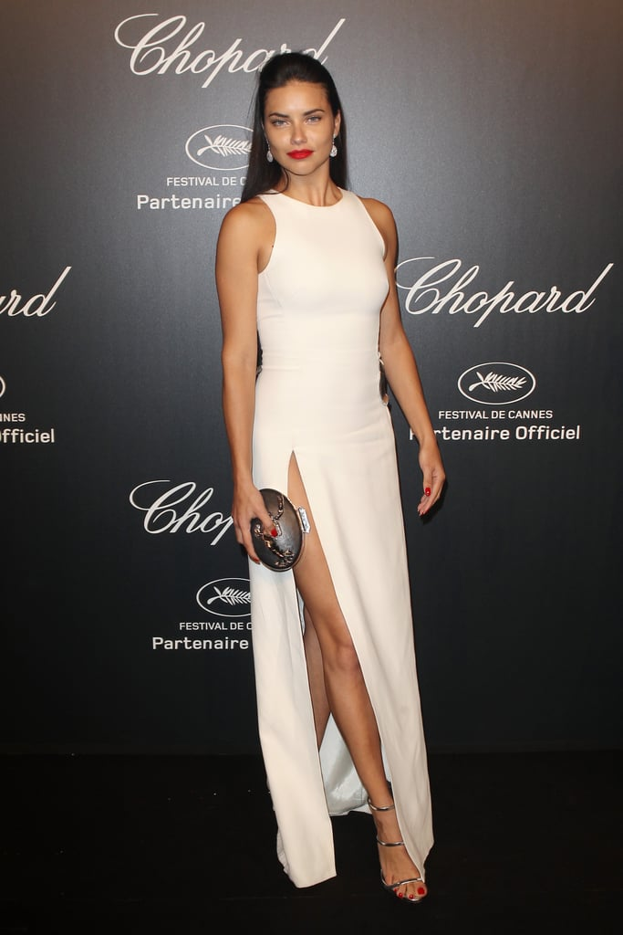 Adriana Lima Best Dresses At Cannes Film Festival 2015