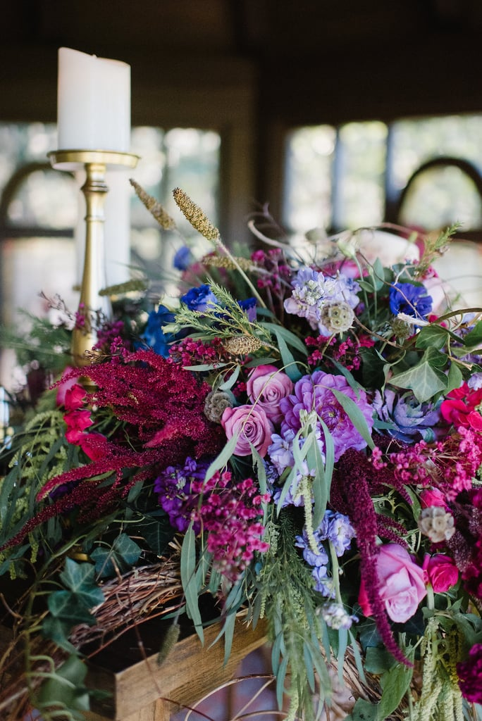 Styled Tangled Reception