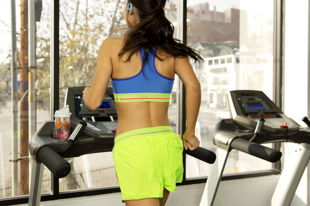 You'll Feel Like a Badass After Finishing This Treadmill Workout