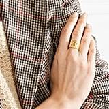 Chloé Alphabet Ring