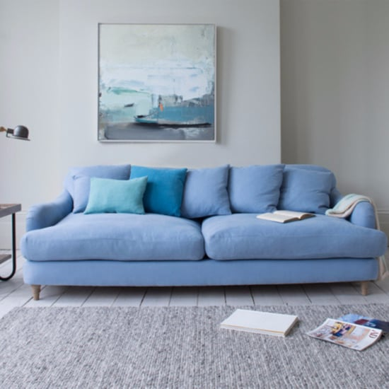Bright-Coloured Statement Sofas