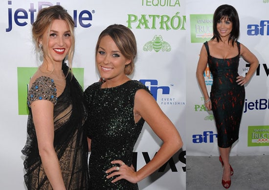 Photos and Interview With Paula Abdul, Lauren Conrad, Whitney Port at VH1 Divas Afterparty 2009-09-18 16:00:00