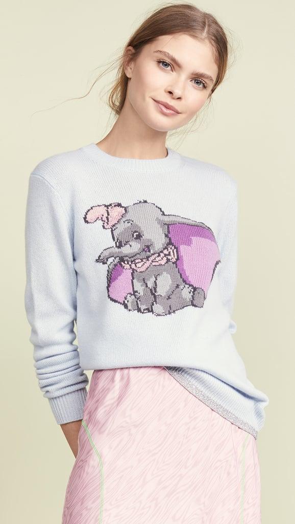 7c54be998b916 Coach 1941 x Disney Dumbo Intarsia Sweater | Disney Outfit Ideas ...