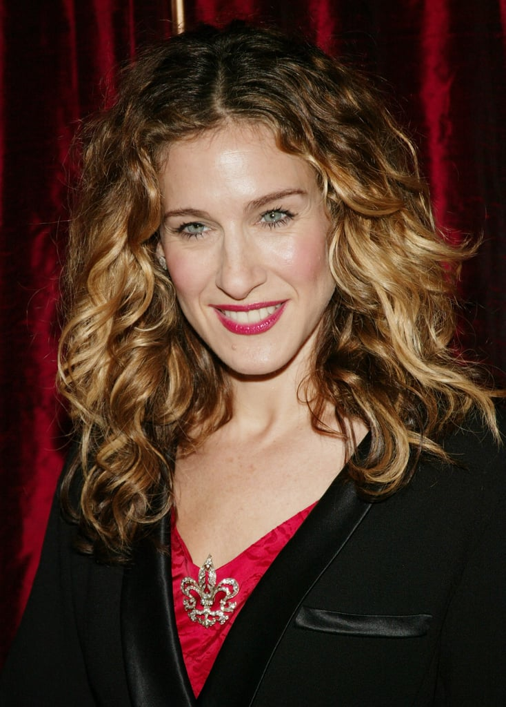 Celebrities With Natural Curls