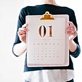 Start on Jan. 1.
