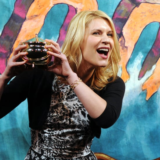 Claire Danes Hasty Pudding Award Pictures 2012