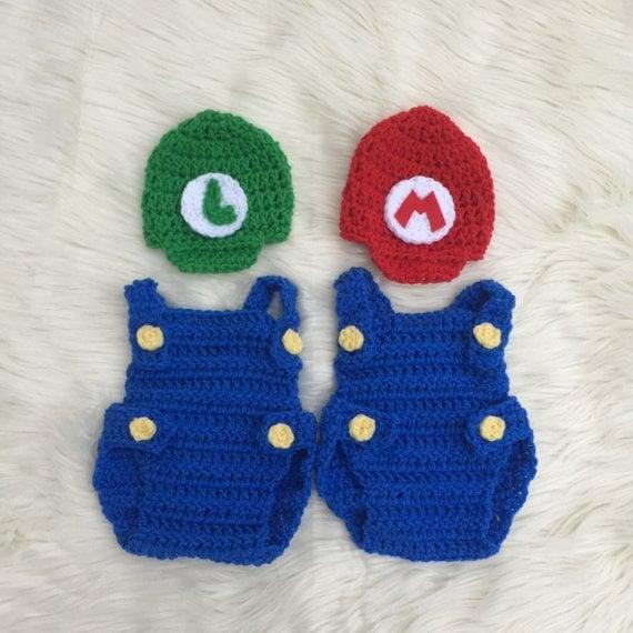 Super Mario and Luigi Set