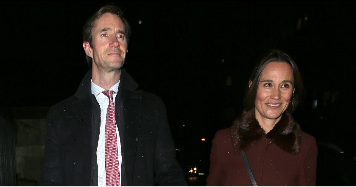 Pippa Middleton and James Matthews Attend a Christmas Service For Their Postbaby Date Night