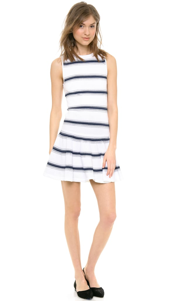 Alice + Olivia Striped Dress