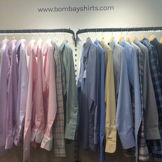تقرير عن شركة Shirt Bombay الهندية