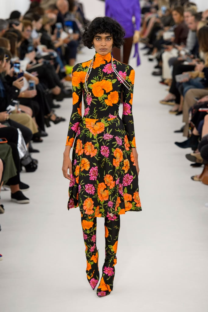 precio competitivo bueno variedades anchas Balenciaga Collection Spring 2017 | POPSUGAR Fashion ...
