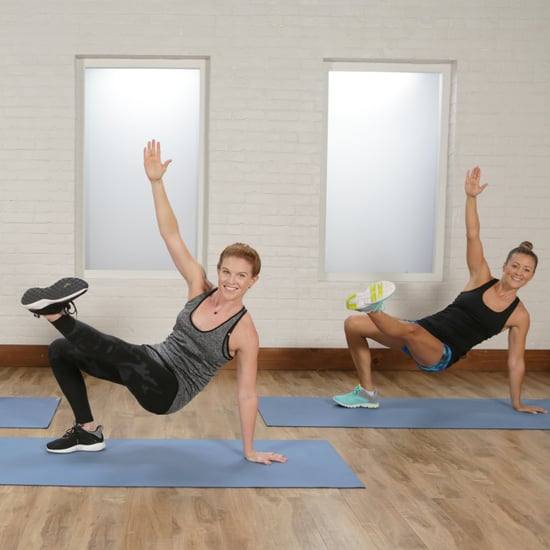45-Minute Bodyweight Workout With Cardio