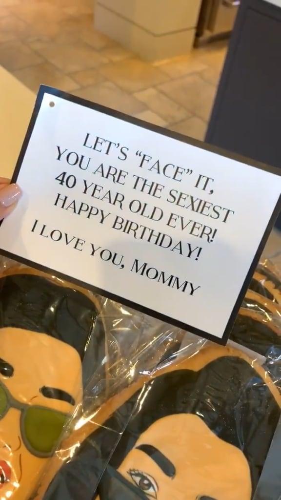 Kourtney Kardashian 40th Birthday Party Pictures