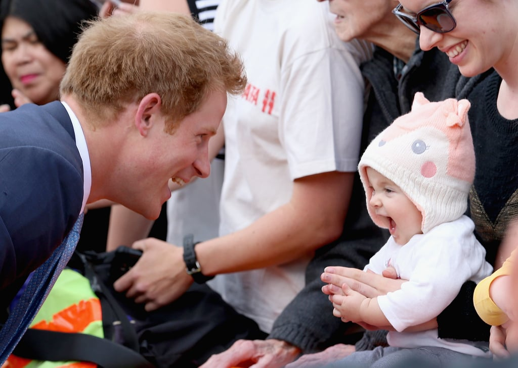 Photos of Prince Harry And Kids