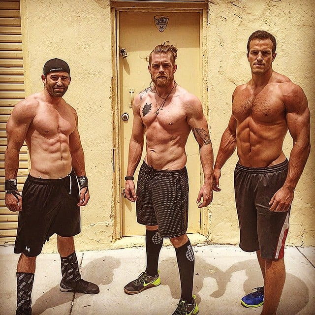 Hot Guys Doing CrossFit