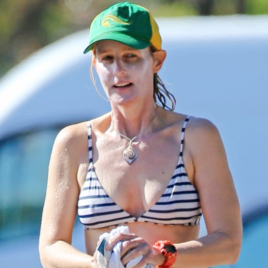 Helen Hunt in a Bikini in Hawaii | June 2014