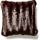Faux Fur Pillow ($69)