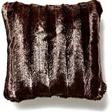 Faux Fur Pillow ($69)