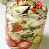 Quick Pickling Recipe
