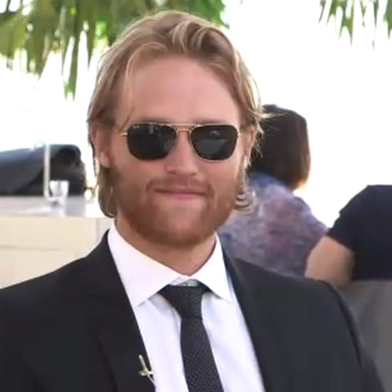 Wyatt Russell Interview at Cannes Film Festival | Video