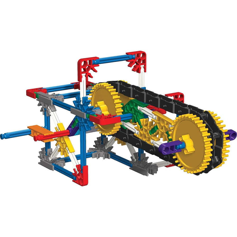 K Nex Education Intro To Simple Machines Gears Stem Toys For