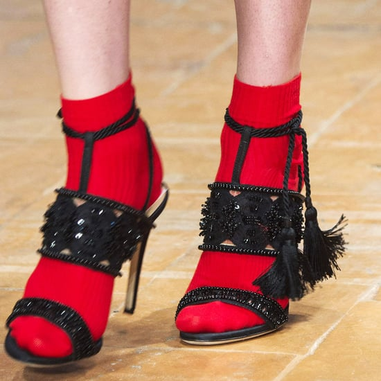 Best Runway Shoes at Milan Fashion Week Spring 2017