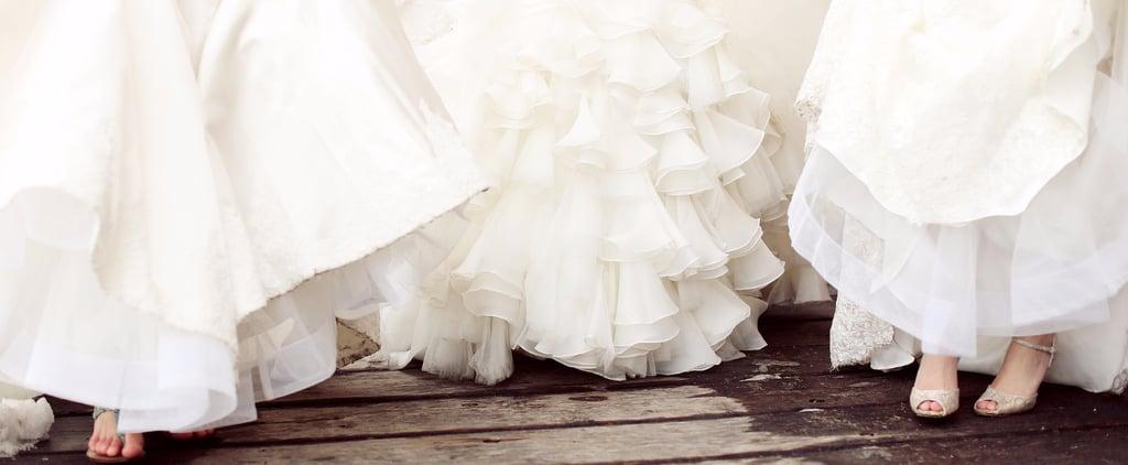 نصائح عن تسوق فستان الزفاف