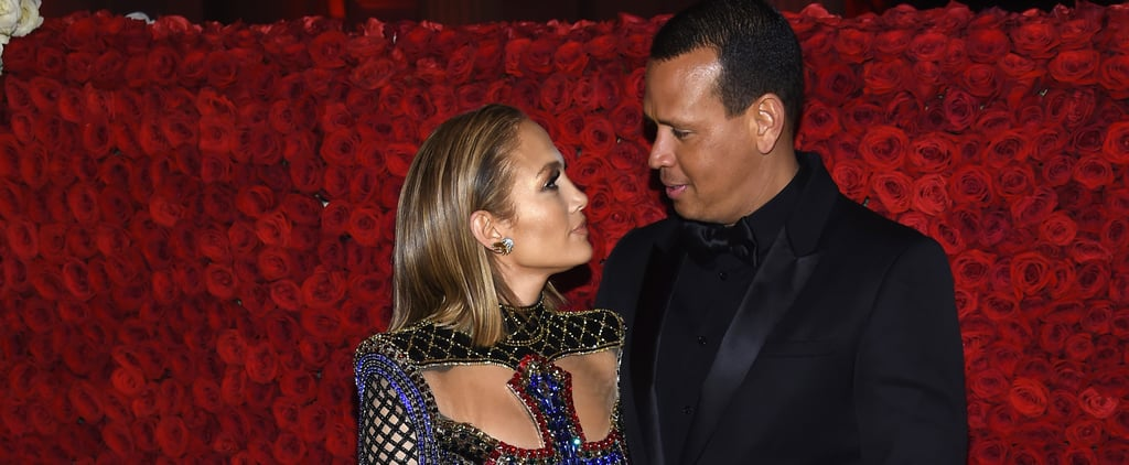 Jennifer Lopez Singing Journey to Alex Rodriguez