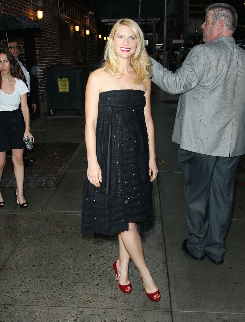 Claire Danes's Classic, Chic Look