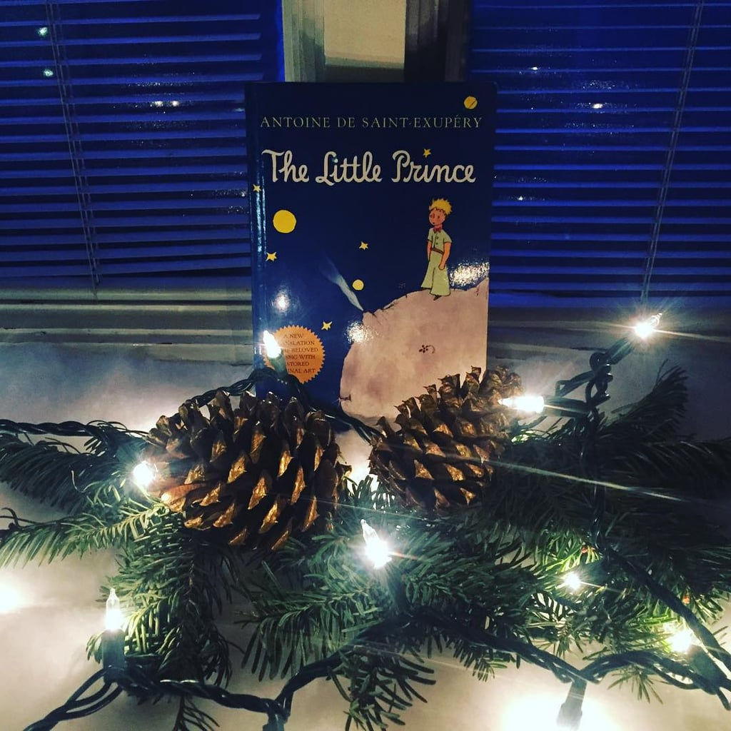 """""""One of my favorite children's books is The Little Prince. It's such a magical and powerful story that everyone should read at least once in their life."""""""