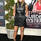 Jennifer Aniston at the Premiere of Murder Mystery
