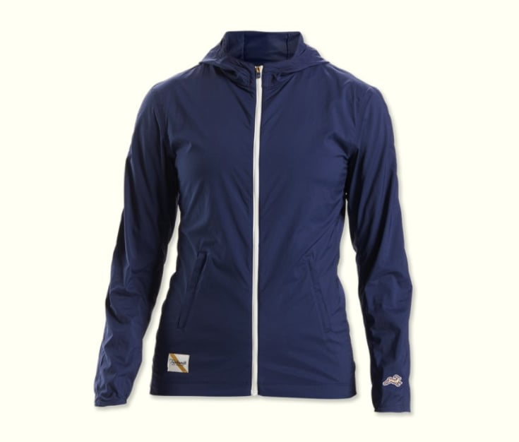 Tracksmith Waite Windbreaker