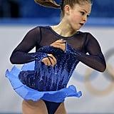 Yulia Lipnitskaia, Russia