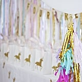 Whimsical Unicorn Birthday Party