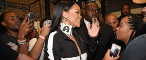 Everyone Went For the Creepers —and 15 Other Things to Know About Rihanna's Fenty x Puma Launch