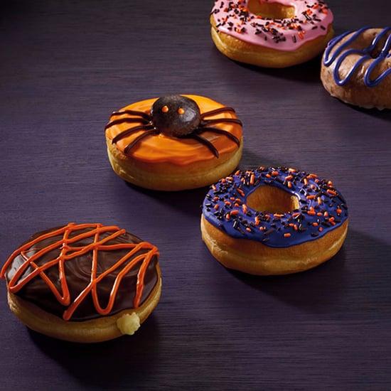 Dunkin' Donuts Halloween Doughnuts 2017