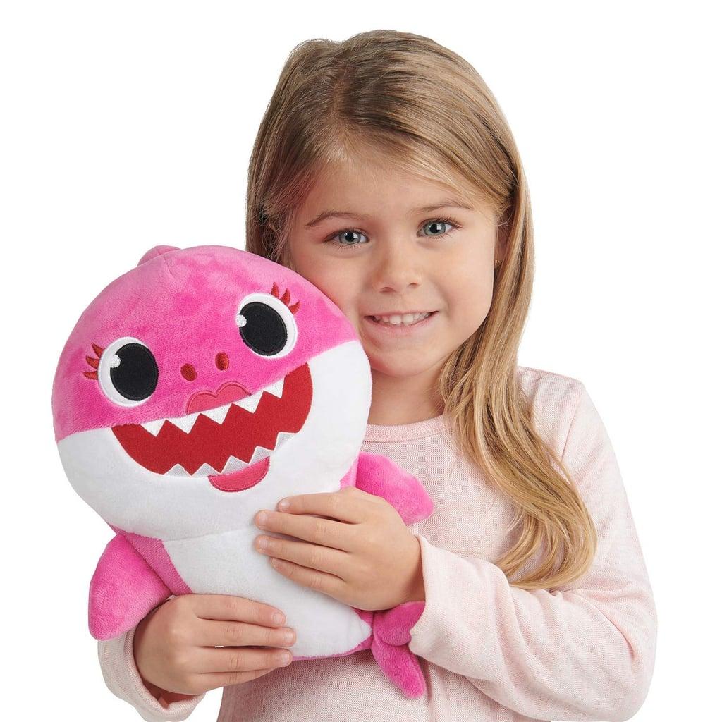 WowWee Pinkfong Baby Shark Plush Song Dolls
