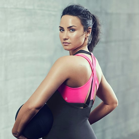 Demi Lovato's Activewear Collection