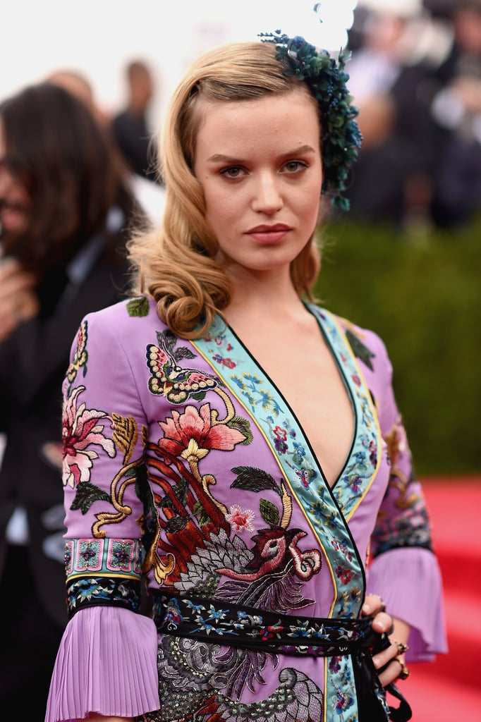 Hair Accessories at the Met Gala 2015