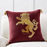 Harry Potter Gryffindor Hogwarts House Pillow