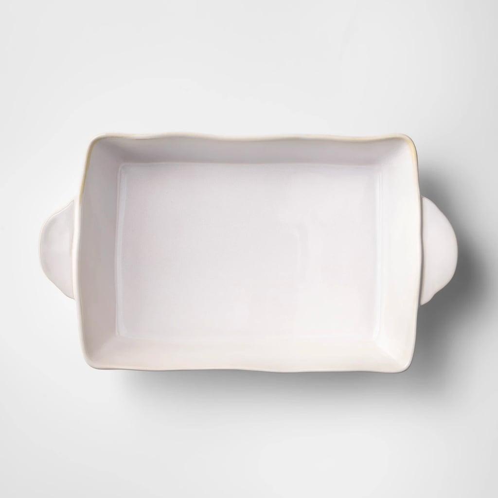 Cravings by Chrissy Teigen Embossed Stoneware Bakeware