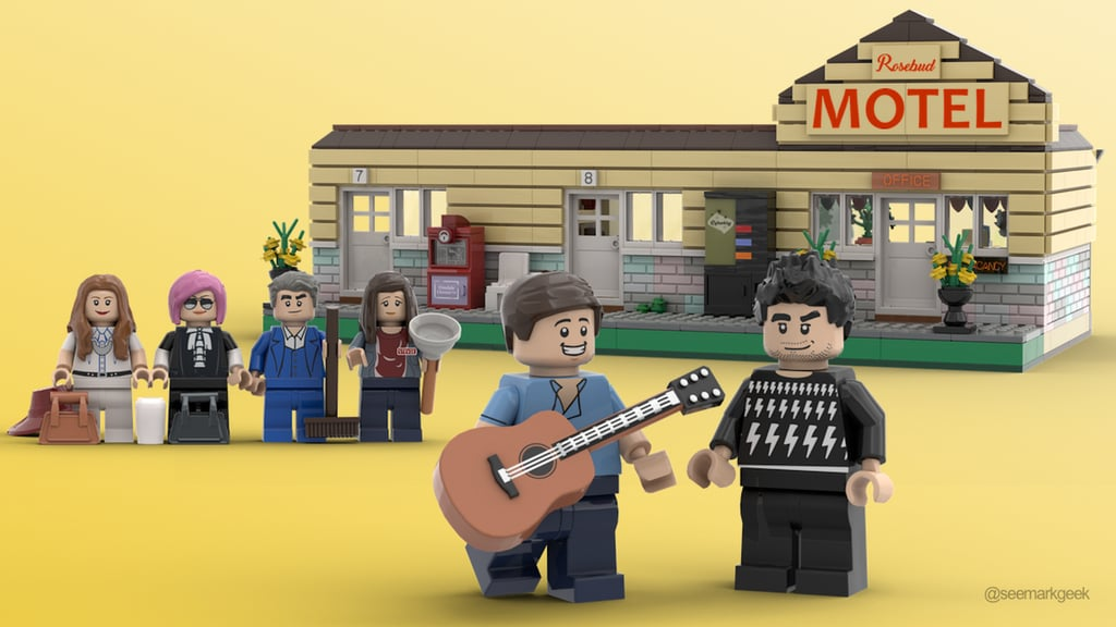 The Schitt's Creek Lego Set Is One Step Closer to Production
