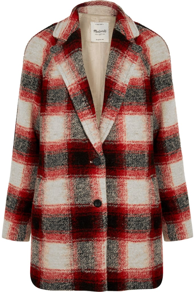 A Cool (but Cozy) Coat