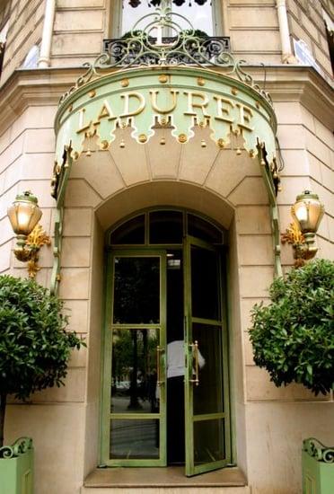 Paris Match: Ladurée Launches a Beauty Line