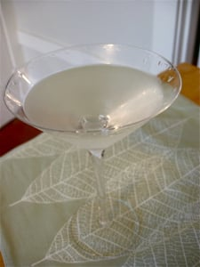 Lavender Martini Recipe
