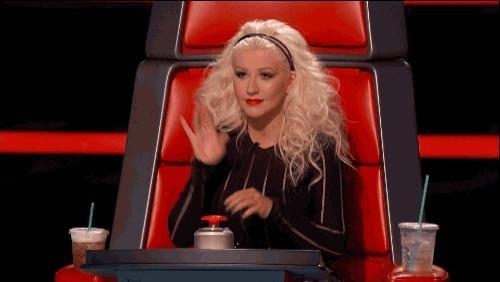 The Voice Christina