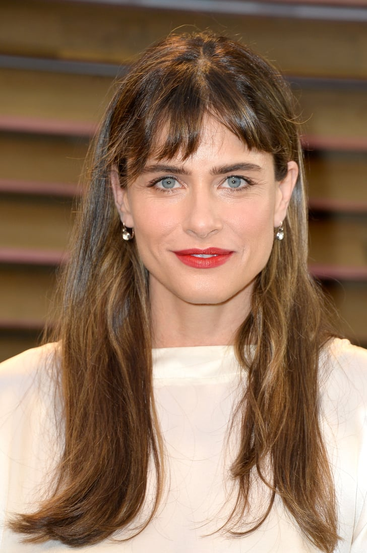 Amanda Peet At Vanity Fair Party Oscars 2014 After Party