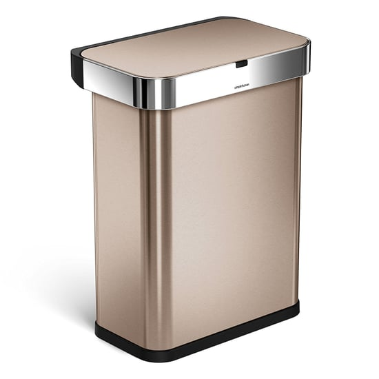 Voice Activated Trash Can Review